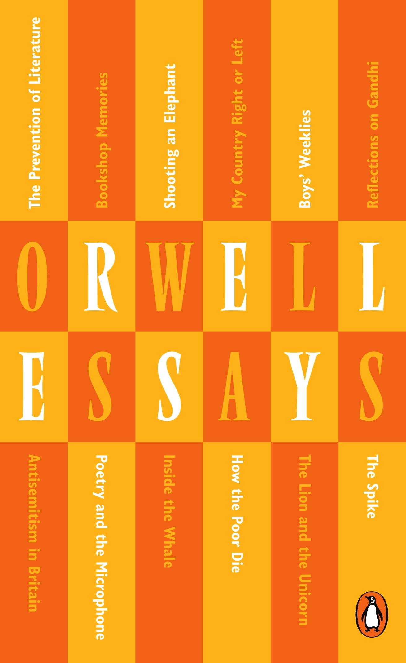 essays penguin modern classics co uk george orwell essays penguin modern classics co uk george orwell 9780141395463 books