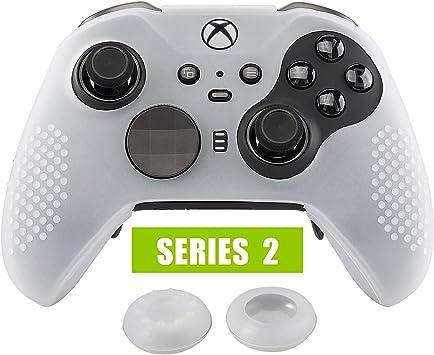 eXtremeRate Funda de Silicona para Mando Xbox One Elite ...
