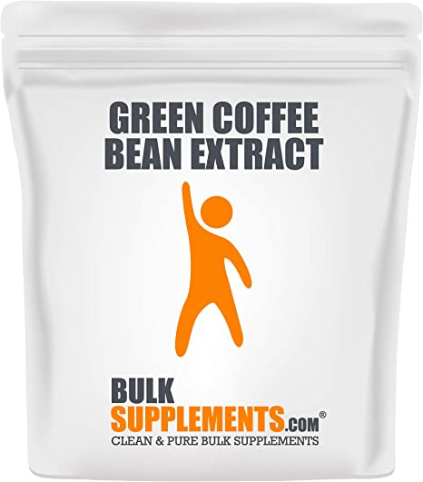 Amazon Com Bulksupplements Green Coffee Bean Powder 100 Grams