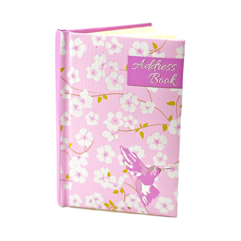 Address books-Rubrica degli indirizzi tascabile, colori assortiti Tallon International Ltd 6134.0