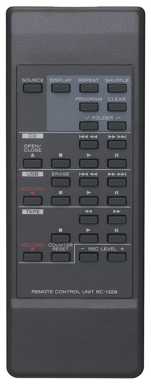 Teac Ad 850 lettore CD con Registratore a Cassette Usb