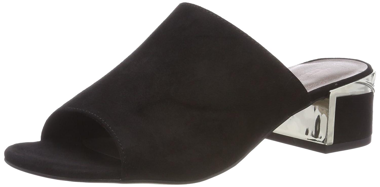Tamaris 27253, Mules para Mujer 37 EU|Negro (Black)