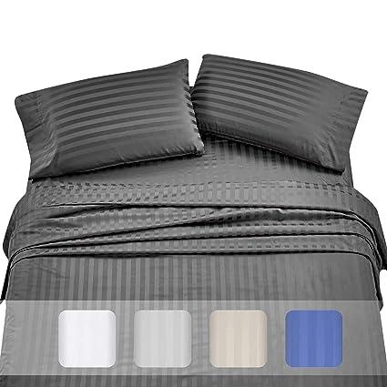 Amazon.com: California Design Den High Thread Count Sheet Set  100