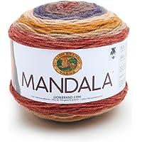 Lion Brand Yarn 525–200Mandala Garn