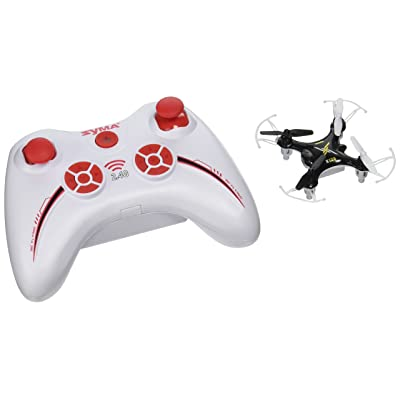 SYMA X12 Black 4CH 2.4G Nano Quadcopter: Toys & Games