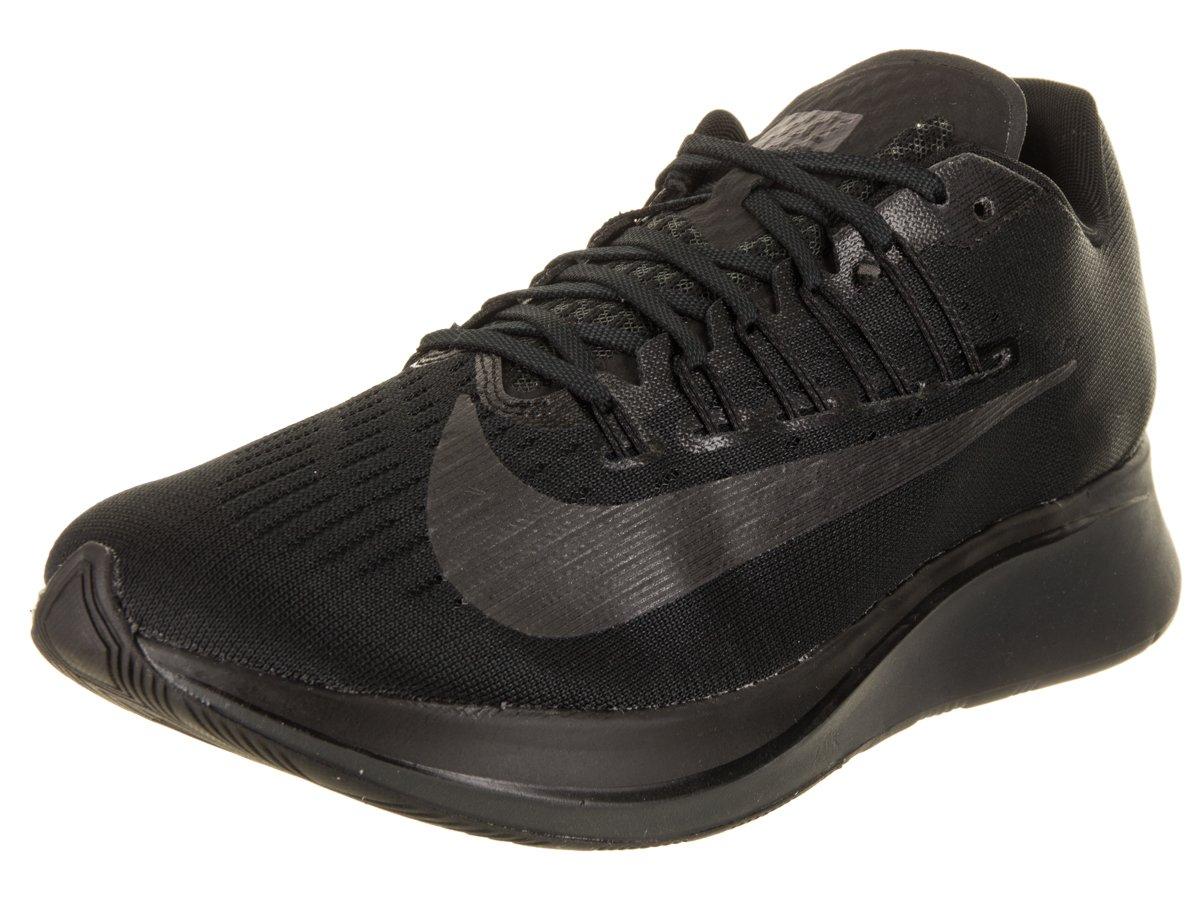 NIKE Men's Zoom Fly Running Shoe B079NBRCTN 8 D(M) US|Black/Black-anthracite