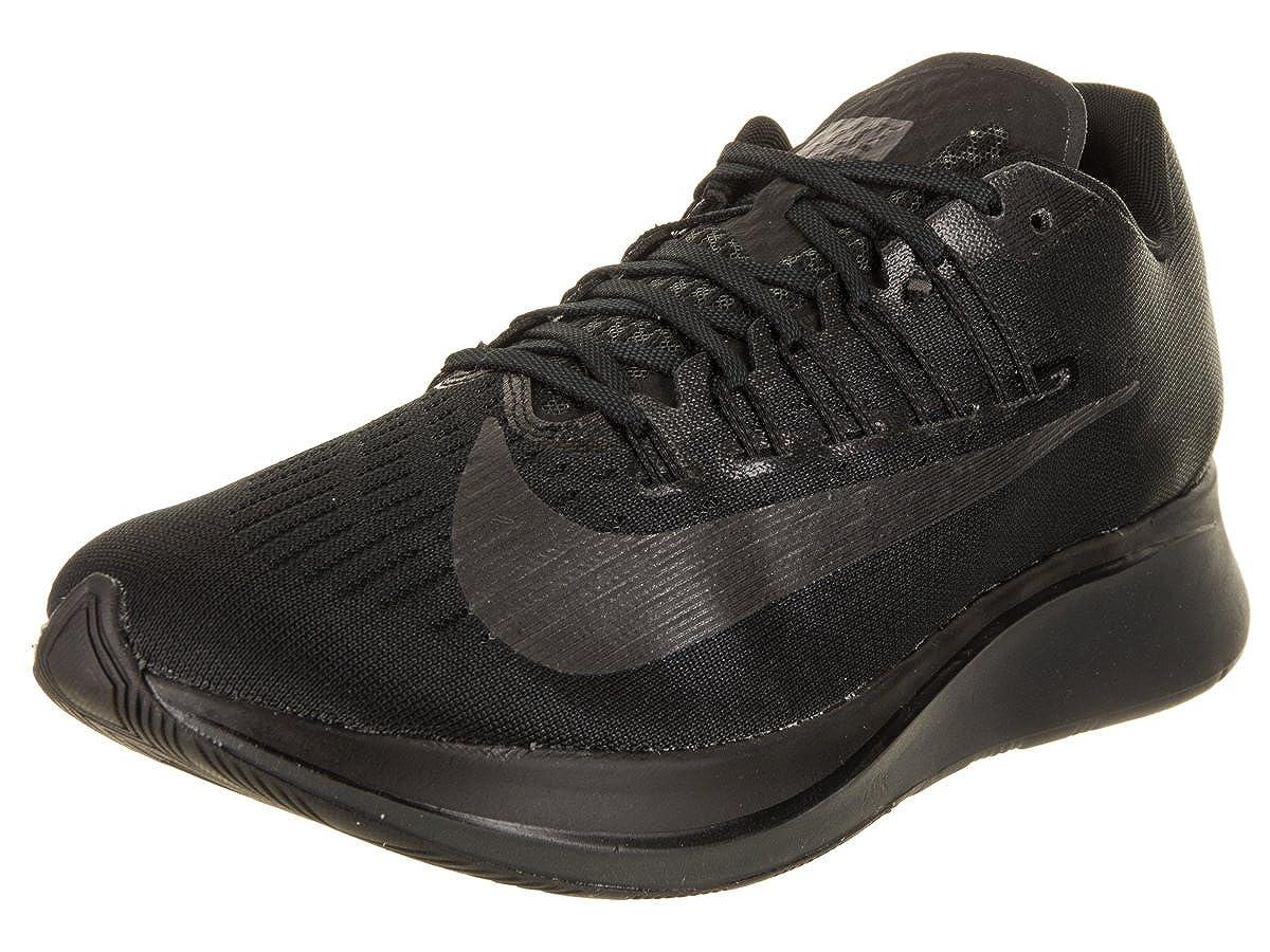 Noir (noir   noir   Anthracite 003) 45.5 EU Nike Zoom Fly, Chaussures de Trail Homme