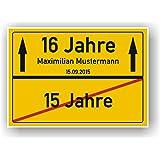 Alles Gute Zum 16 Geburtstag Die Eiserne Reserve Befullung Mit