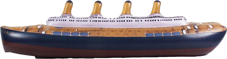 Universal Specialties Giant Titanic Inflatable Pool Toy