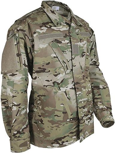 Tru-Spec para hombre camisa, Ejército diseño militar Nyco R/S - ARMY SHIRT, Multicam: Amazon.es: Deportes y aire libre