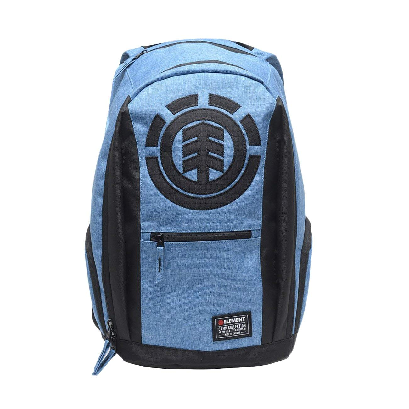 Element Mohave Skate Backpack One Size Blue Grid Heather