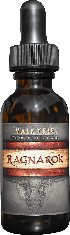 Ragnarok Premium Beard Oil For The #ModernViking | Teakwood | Viking Beard Oil | Gifts For Him/Men | 1 fl oz