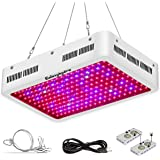 Galaxyhydro 600W LED Plant Grow Light Full Spectrum with UV&IR for Indoor Greenhouse Plants Veg and Flower