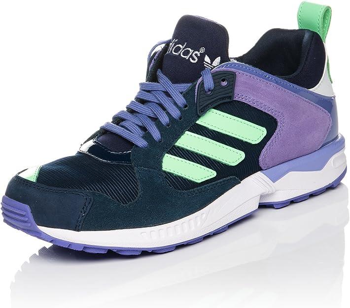Diagnosticare disavanzo Jurassic Park  adidas Sneaker ZX 5000 Rspn W Blu/Viola/Verde EU 36: Amazon.it: Scarpe e  borse