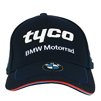 Tyco BMW British Superbike & International Racing Baseball Gorra Oficial Nuovo