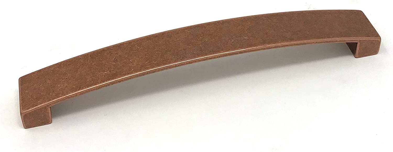 Drawers Furniture and Bedrooms 160mm Antique Copper Bow Handle for Kitchen Cabinets