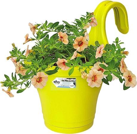Terra elho Corsica Easy Hanger Single 19cm Hanging Balcony Planter Flowerpot