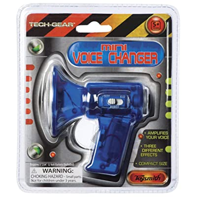 Mini Voice Changer (Colors May Vary): Toys & Games