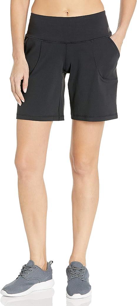 TALLA XS. New Balance - Pantalones cortos para mujer de alto rendimiento de 8