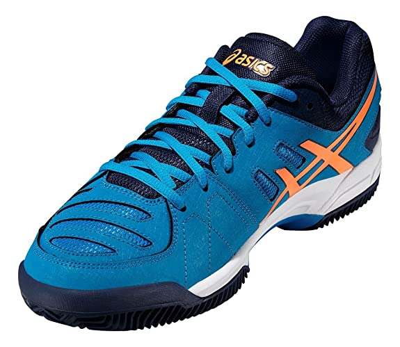 Asics Tenis Gel-Padel Pro 3 Gs Blue / Orange 35 Junior: Amazon.es: Deportes y aire libre