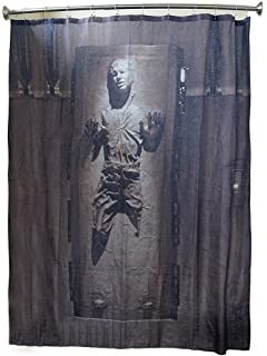 Awesome Han Solo In Carbonite Shower Curtain