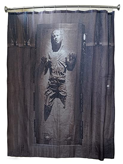 Amazon Robe Factory Star Wars Han Solo In Carbonite Shower