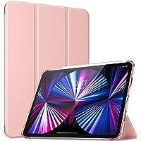 TiMOVO Etui do nowego iPada Pro 11 cali 2021 (3. generacji), [wsparcie 2nd Gen APPLE Pencil Charging] Smukłe, lekkie…