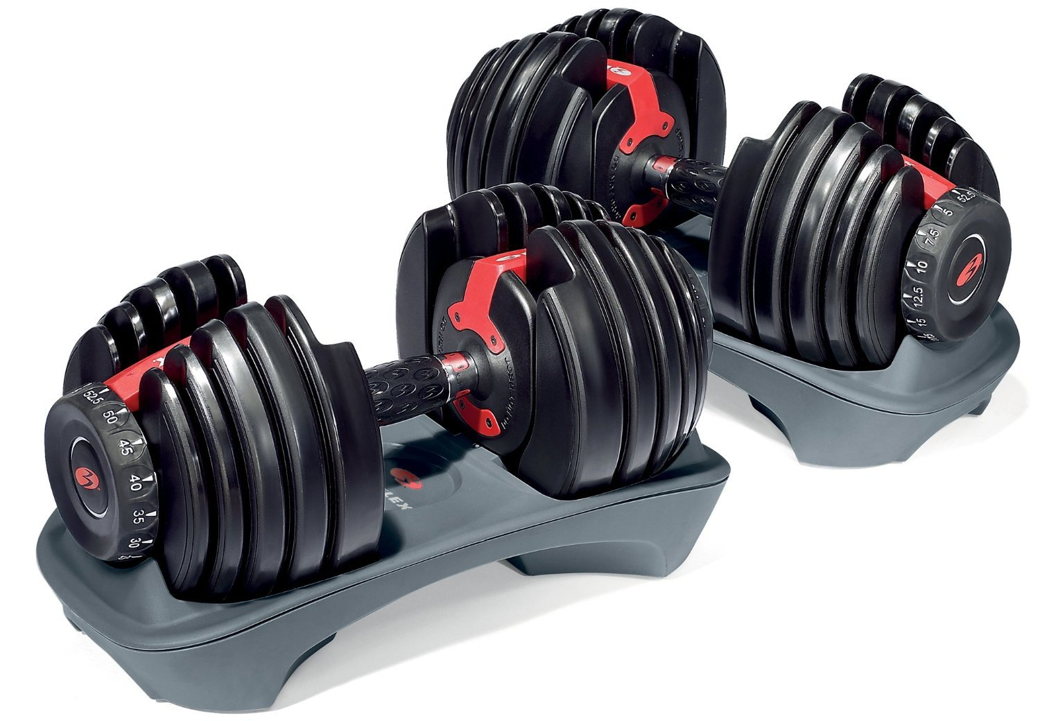 Bowflex SelectTech 552 Adjustable Dumbbells - What to Get your Dad for Christmas in 2016