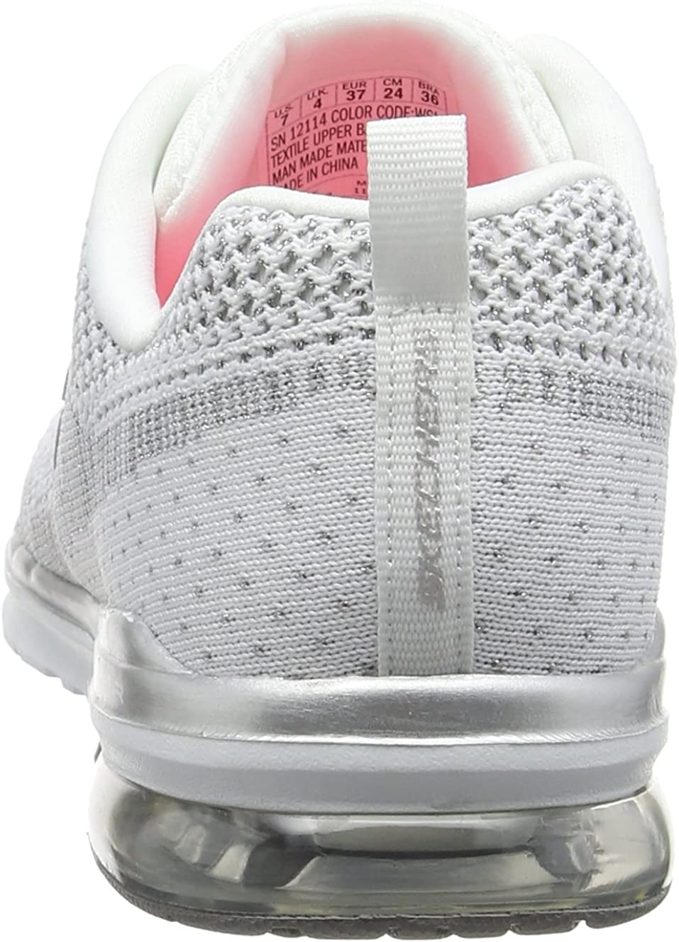 Skechers - Skech- Air Infinity-Stand out, Scarpe Tecniche Donna Bianco Wsl