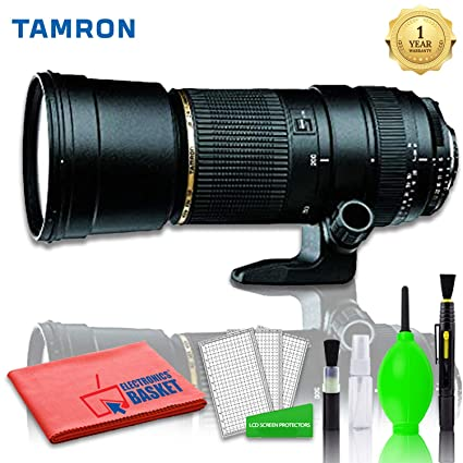 Tamron 200 – 500 mm f/5 – 6.3 SP AF Di LD (IF) Lente para Sony ...