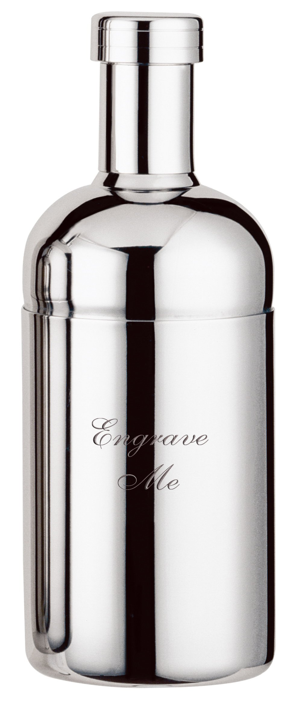 Personalized Cocktail Shaker with Free Engraving