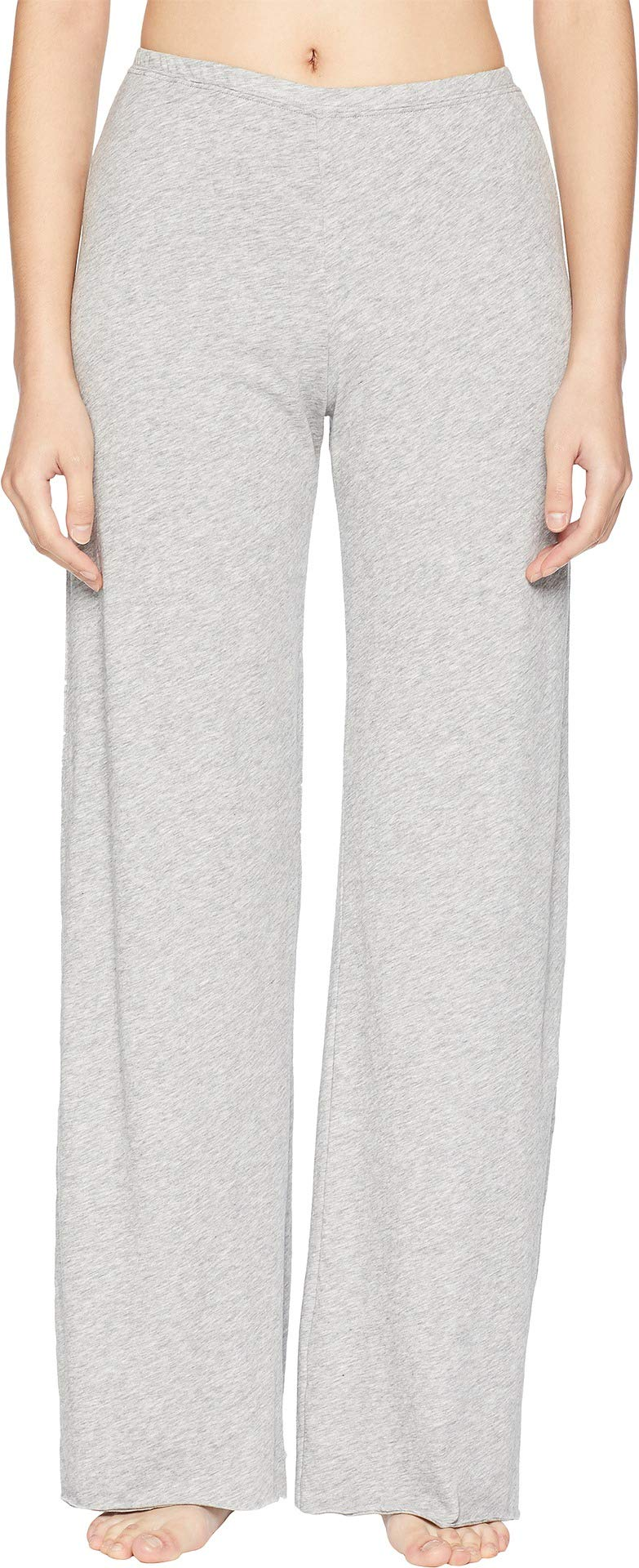 Skin Women's Double Layer Pants Heather Grey 0