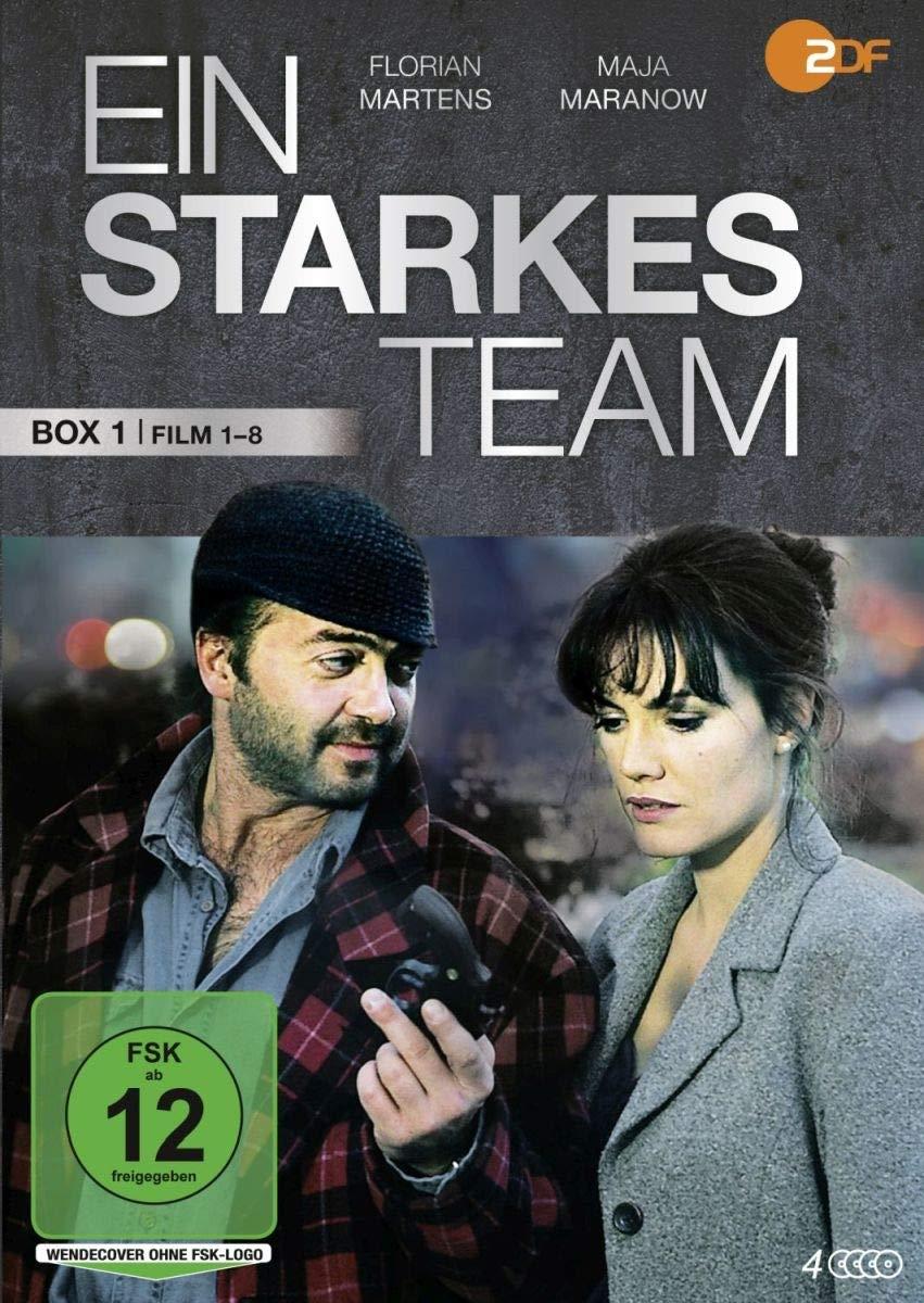 Amazon Com Ein Starkes Team Box 1 Film 1 8 Dvd Movies Tv