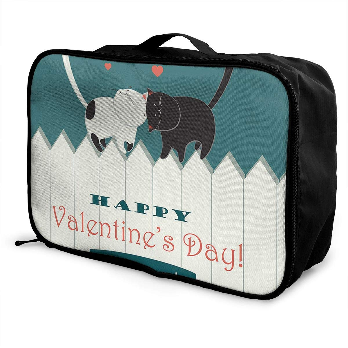 111341c7e076 Amazon.com: Charm Trend Valentine's Day Cat Animal Lightweight ...