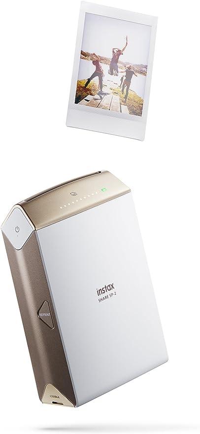 Amazon.com: Fujifilm INSTAX Share SP-2 - Impresora de ...