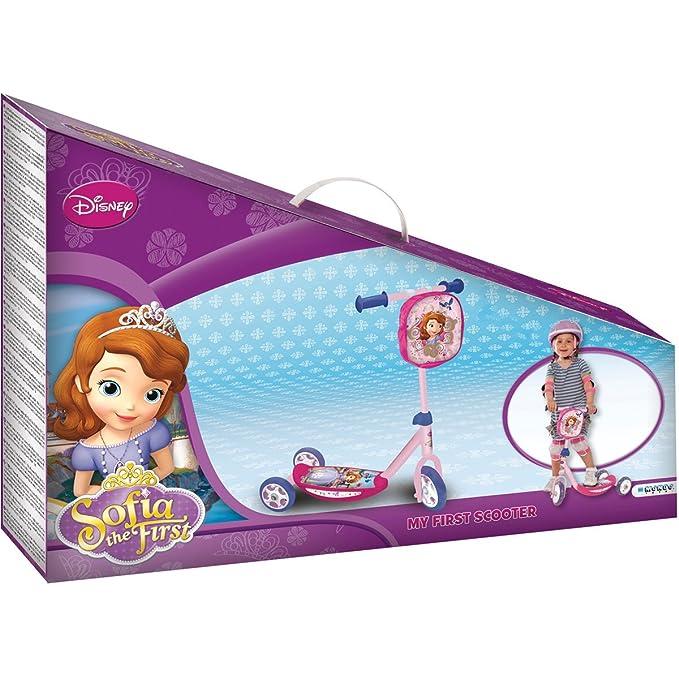 Amazon.com: Sofia the First Mi primera edad – Patinete 3 ...
