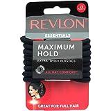 Revlon Extra Thick Hair Elastics, 0.10 Pound
