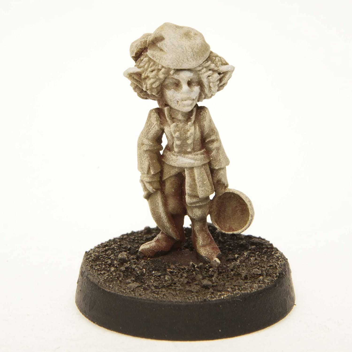 Made in USA for 28mm Scale Table Top War Games Stonehaven Gnome Chef Miniature Figure