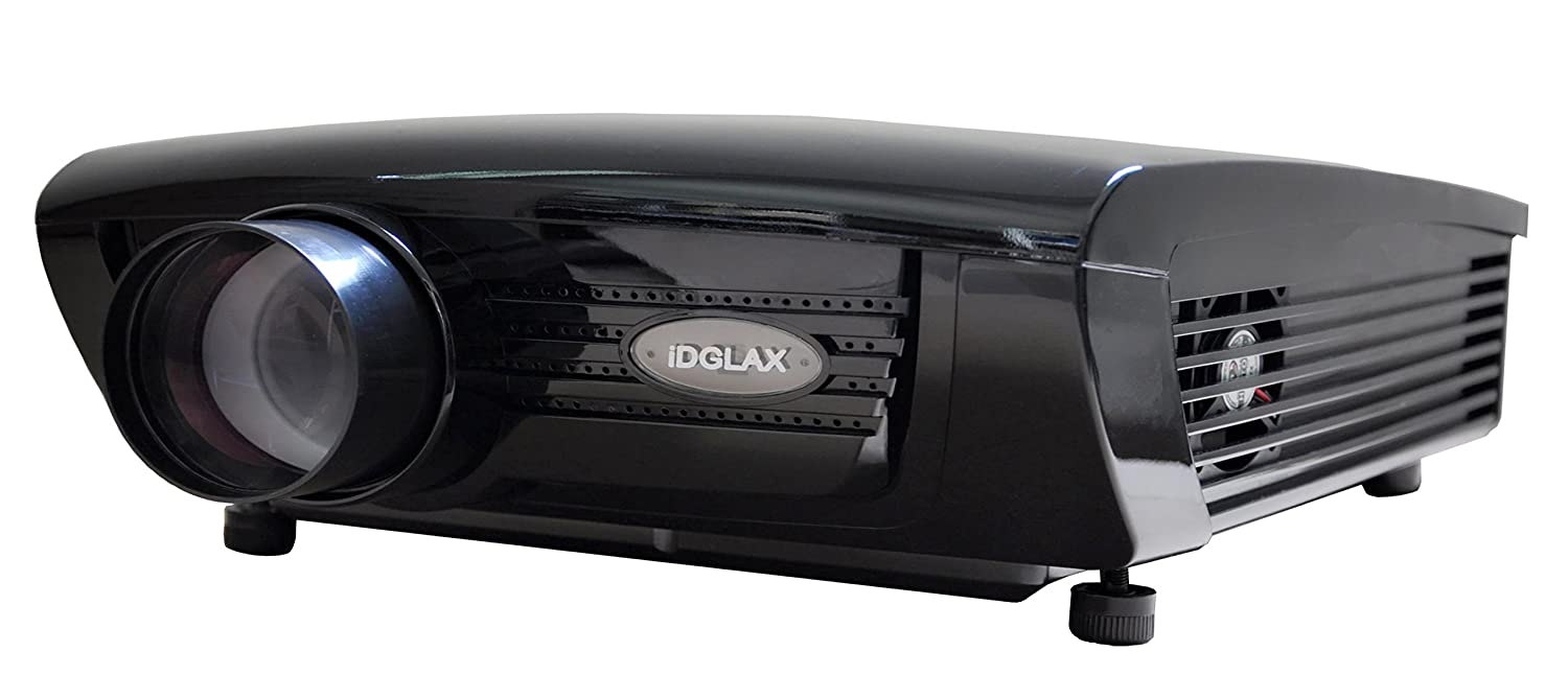Amazon.com: idglax Dream Land dg-737 LED Proyector HD 1080P ...