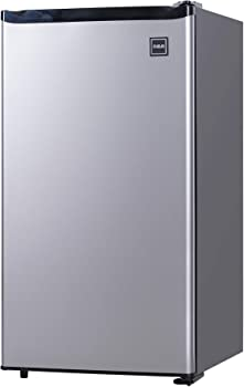 RCA RFR322-B Door Mini Under-counter Refrigerator