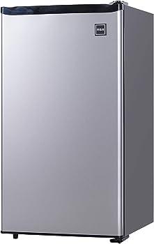 RCA RFR322-B Door Mini Under-counter Refrigerator