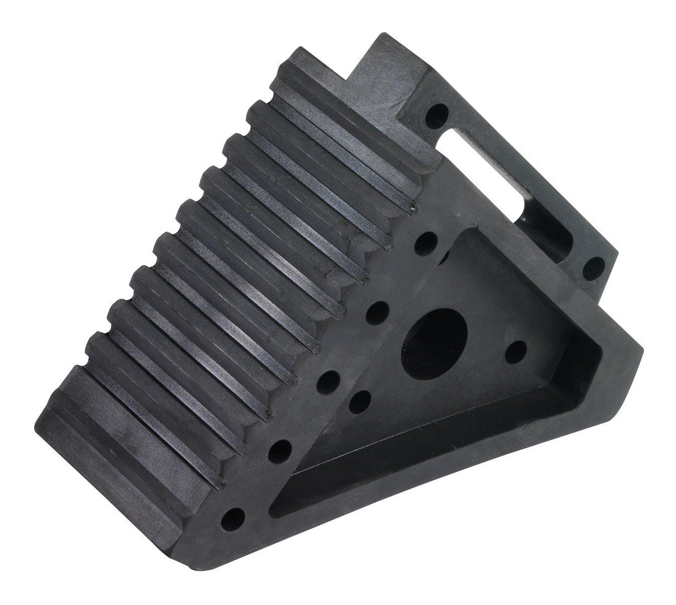 KS Tools 160.0383 Cale roue caoutchouc PL 200 x 150 x 100 mm