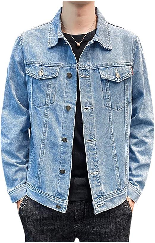 [AOLIPT]デニム ジャケット メンズ ジージャン 春 秋 カジュアル アウター 大きいサイズ 細身 スリム おしゃれ 上着 Gジャン ストリート