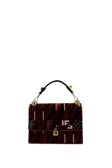 764f37bb68c Fendi Sacs à main kan l Femme - Velours (8BT283A06WF0YYN)  Amazon.fr ...