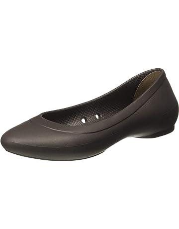 3f4aa776db191f Crocs Women's Lina Ballet Flat