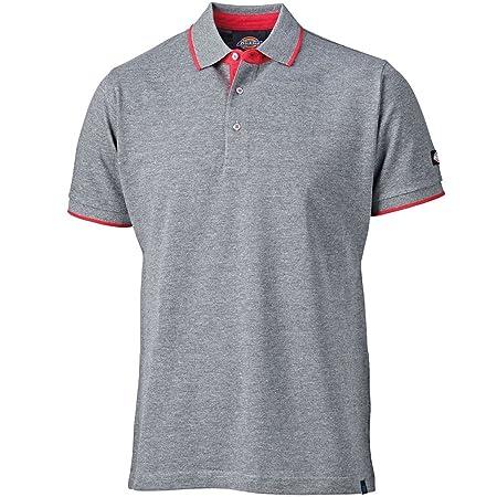 Dickies 22 Workwear Anvil Mens Short Sleeve Polo Shirt Smart Casual