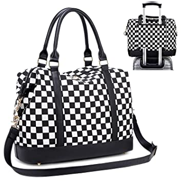 Amazon.com: Camtop - Bolsa de viaje de lona para mujer: FRONET