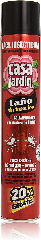 Casa Jardín Laca Insecticida - en aerosol 750 ml: Amazon.es: Alimentación y bebidas