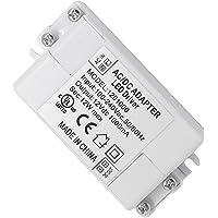 Adaptador LED VARICART IP44 12V 1A 12W, Fuente