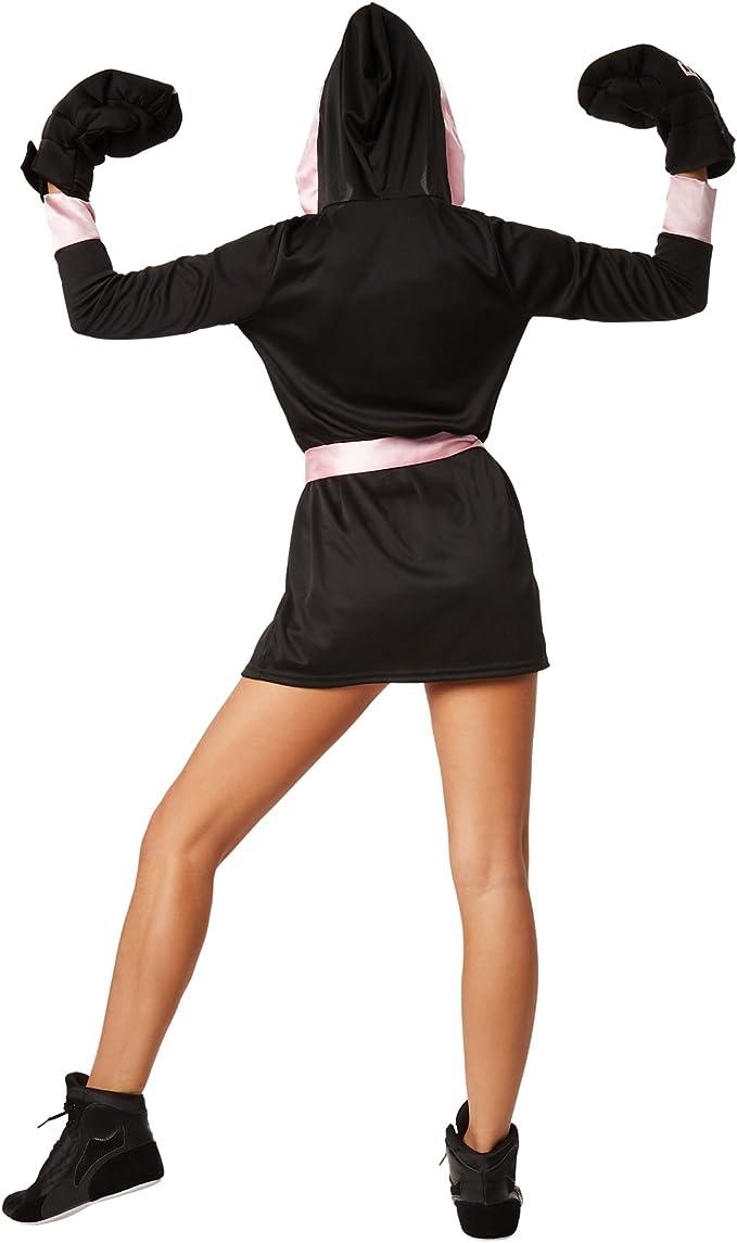 dressforfun Disfraz para mujer Boxeadora | Disfraz de boxeador con ...